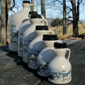 syrup-jugs