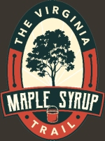 The Virginia Maple Trail logo